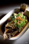 Deep Fried Fish with Soya Sauce